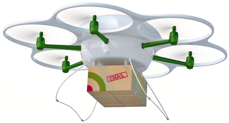 dotmailer drone