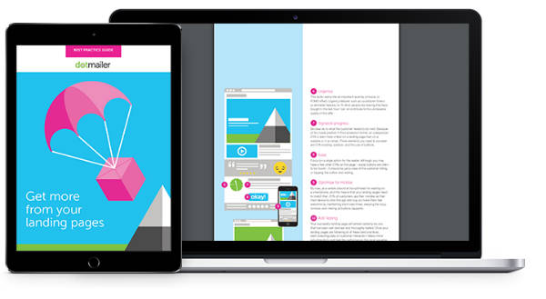 5 of the best landing page designs i\u0027ve seen (and why) dotdigital blogwant some more landing page guidance?