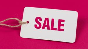 Consumer insights: sales day tactics