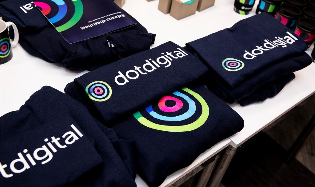 dotdigital t-shirts