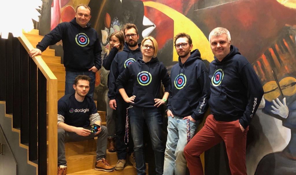 dotdigital Poland team