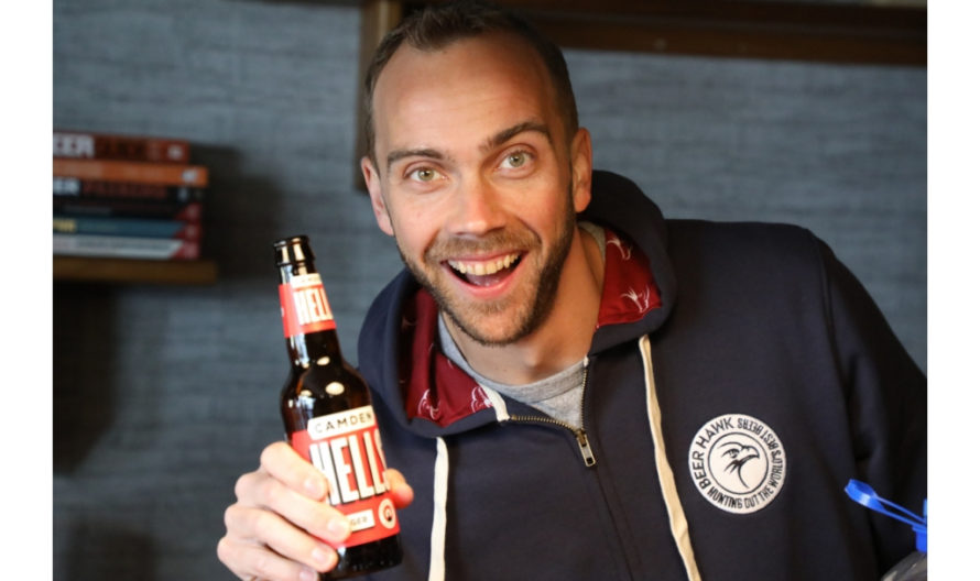 Mark Roberts, Co-founder of Beer Hawk