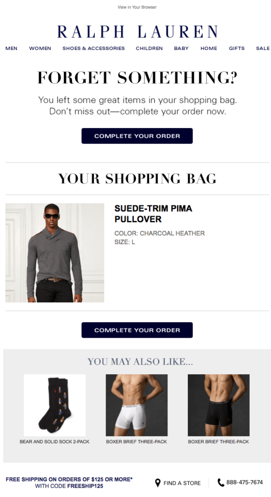 Ralph Lauren best next recommendations