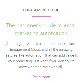 The beginner's guide of email marketing automation