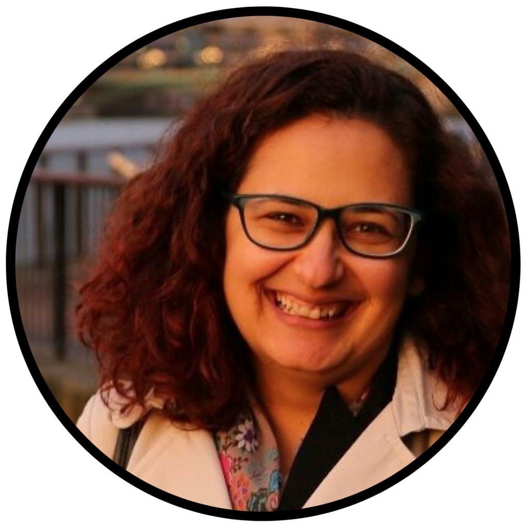 Anna Charmantzi, Digital Marketing Specialist