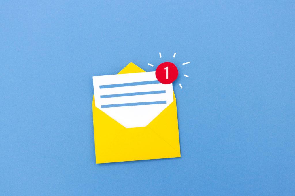 Email tactics