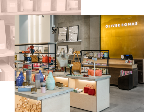 Oliver Bonas endless aisles of omnichannel experiences